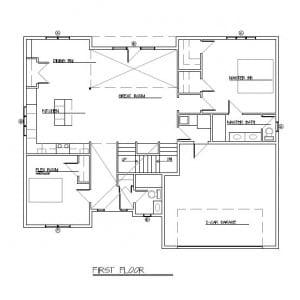 Version 1 - Floor 1