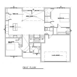 Version 2 - Floor 1