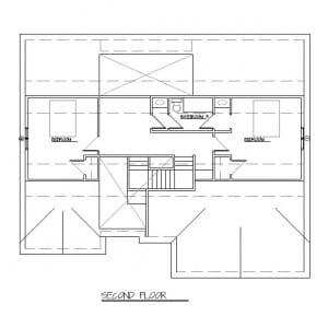 Version 1 - Floor 2
