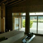 LEED Platinum home construction