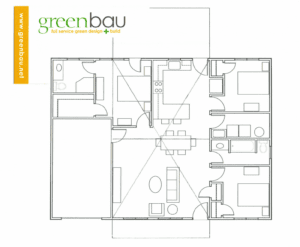 1412 Antoinette Cincinnati LEED floor plan