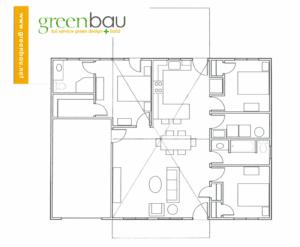 1412 Antoinette Cincinnati LEED floor plan